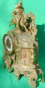 FRANZ-HERMLE-IMPERIAL-HORSEMAN-8-DAY-ITALIAN-CANDELABRA-GARNITURE-CLOCK-SET-283636237190-3