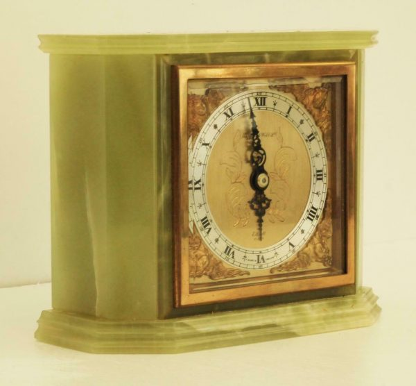 GREEN-ONYX-MARBLE-8-DAY-ELLIOTT-MANTLE-CLOCK-RETAILED-BY-MAPPIN-AND-WEBB-283468532340-2