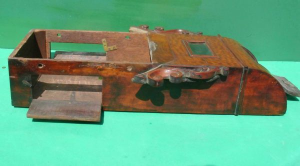 HODSON-WORCESTER-ANTIQUE-ENGLISH-8-DAY-MAHOGANY-FUSEE-SCHOOL-DROPDIAL-CLOCK-283600433040-9