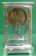 TIFFANY-COART-DECO-FRENCH-JAPY-FRERES-8-DAY-FOUR-GLASS-CRYSTAL-REGULATOR-CLOCK-283410867670-3