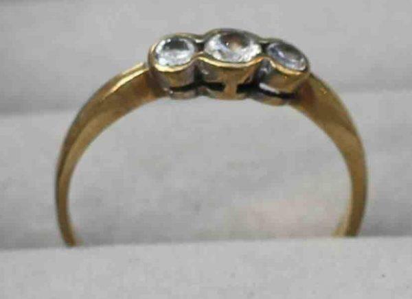 9CT-GOLD-3-DIAMOND-ENGAGEMENT-RING-16G-UK-O-US-725-283284362451-3