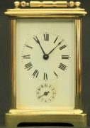 COUILLETT-FRERES-ANTIQUE-FRENCH-8-DAY-ALARM-CARRIAGE-CLOCK-283569626121-2