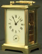 COUILLETT-FRERES-ANTIQUE-FRENCH-8-DAY-ALARM-CARRIAGE-CLOCK-283569626121-4