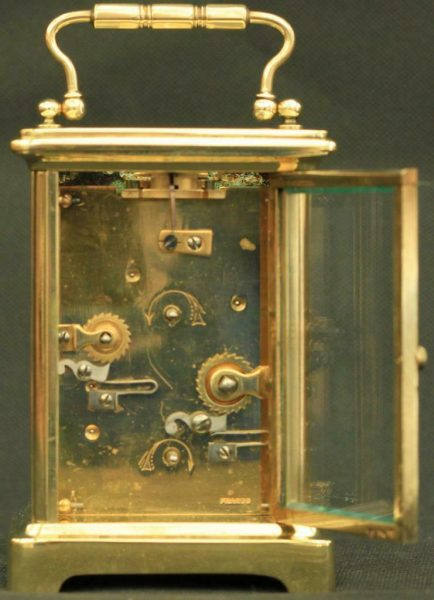 COUILLETT-FRERES-ANTIQUE-FRENCH-8-DAY-ALARM-CARRIAGE-CLOCK-283569626121-7