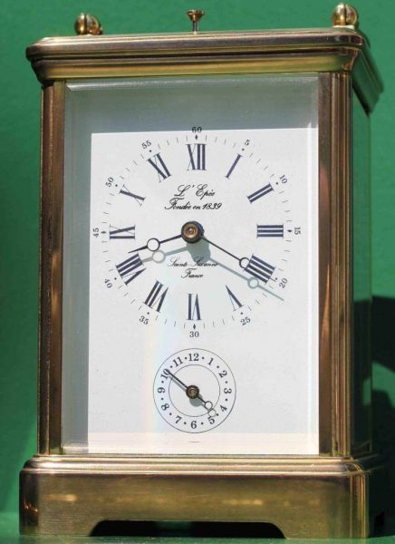 VINTAGE-FRENCH-LEPEE-GRANDE-CORNISH-STRIKING-REPEATER-ALARM-CARRIAGE-CLOCK-283116973353-2