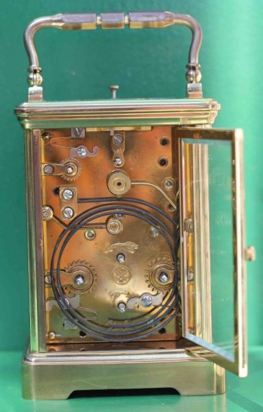 VINTAGE-FRENCH-LEPEE-GRANDE-CORNISH-STRIKING-REPEATER-ALARM-CARRIAGE-CLOCK-283116973353-6