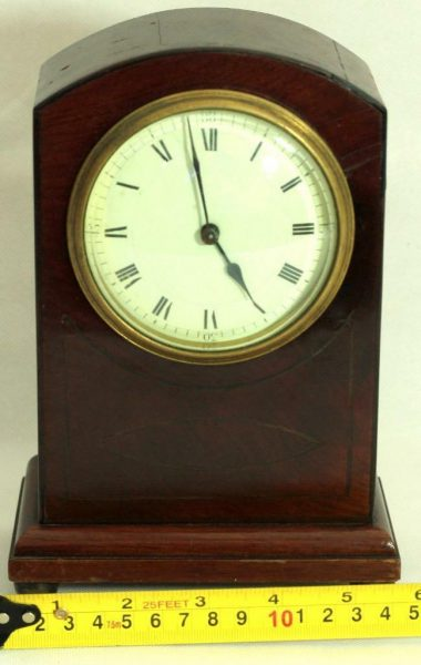 ANTIQUE-FRENCH-8-DAY-MAHOGANY-AND-BOXWOOD-STRINGING-MANTLE-CLOCK-283338994524-3