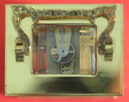 LEPEE-VINTAGE-FRENCH-8-DAY-TIMEPIECE-CARRIAGE-CLOCK-HAND-ENGRAVED-SCROLL-WORK-283324891344-8