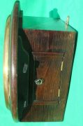 THWAITES-REED-NORTH-LONDON-RAILWAY-8-DAY-FUSEE-DIAL-CLOCK-13886-283637210634-3
