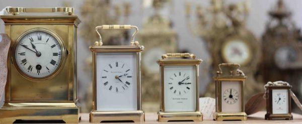 VINTAGE-SWISS-MATHEW-NORMAN-8-DAY-TIME-PIECE-GRANDE-CORNICHE-CARRIAGE-CLOCK-283194432424-10