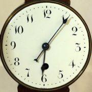 ANTIQUE-ENGLISH-8-DAY-BALLOON-HEAD-MAHOGANY-MANTLE-CLOCK-283308627745-2