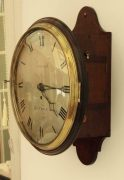 EARLY-ENGLISH-12-INCH-8-DAY-FUSEE-DIAL-CLOCK-SIGNED-BARNARD-LONDON-283468346875-8