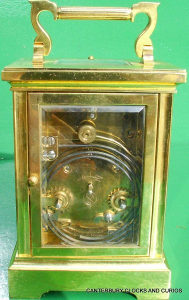 LEPEE-VINTAGE-FRENCH-GRANDE-ANGELUS-STRIKING-8-DAY-TIMEPIECE-CARRIAGE-CLOCK-283670022995-9