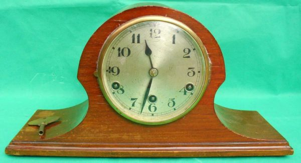 DRP-JSGUS-GERMAN-1920s-8-DAY-WESTMINISTER-CHIMES-MANTLE-CLOCK-283637647446