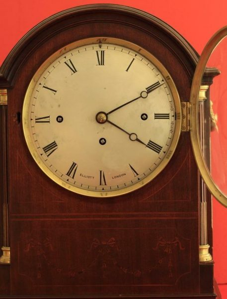 ELLIOTT-LONDON-TRIPLE-FUSEE-8-DAY-WESTMINSTER-CHIMES-MAHOGANY-BRACKET-CLOCK-283324784436-4