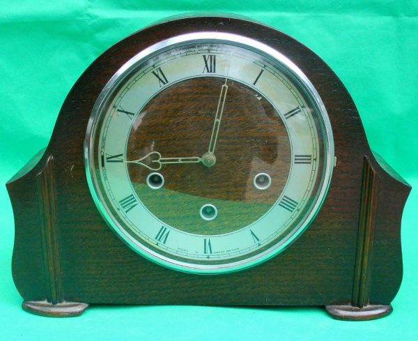 ENGLISH-1920s-WESTMINSTER-CHIMES-8-DAY-MANTLE-CLOCK-283637674736