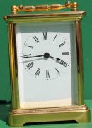 ANTIQUE-FRENCH-COUAILLET-FRERES-8-DAY-TIME-PIECE-CORNICHE-CARRIAGE-CLOCK-283181258167-2
