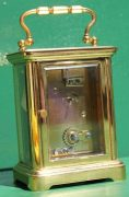 ANTIQUE-FRENCH-COUAILLET-FRERES-8-DAY-TIME-PIECE-CORNICHE-CARRIAGE-CLOCK-283181258167-6