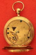 18K-GOLD-ANTIQUE-ENGLISH-QUARTER-REPEATER-L-MARKS-LIVERPOOL-GENTS-POCKET-WATCH-283538374008-7