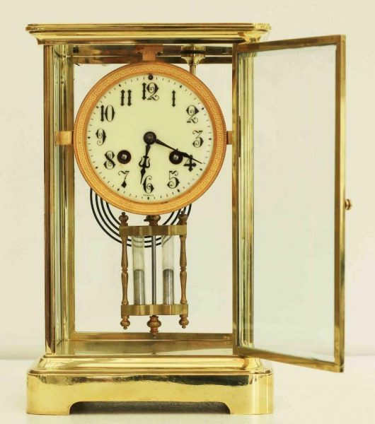 ANTIQUE-FRENCH-JAPY-FRERES-8-DAY-CRYSTAL-REGULATOR-NUMBERED-471552-283470742379-12