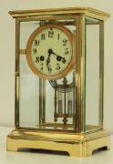 ANTIQUE-FRENCH-JAPY-FRERES-8-DAY-CRYSTAL-REGULATOR-NUMBERED-471552-283470742379-3