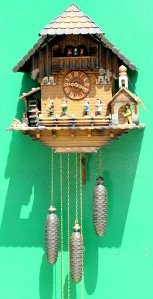 THREE-WEIGHT-BLACK-FOREST-MUSICAL-CUCKOO-CLOCK-283656283409-11
